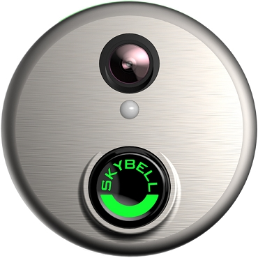 ADC Satin Nickel WiFi Doorbell Outdoor Camera