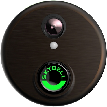ADC Bronze WiFi Doorbell Outdoor Camera