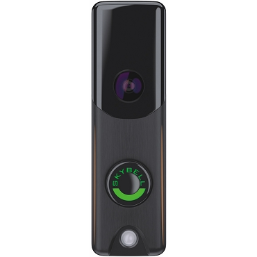 Alarm.com Bronze Slim Line Doorbell Camera