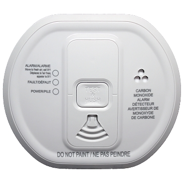 Alula Wireless CO Detector RE615