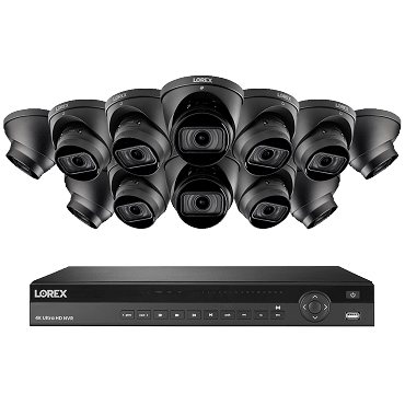 Lorex 4K Nocturnal IP NVR System with 16-channel NVR