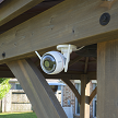 Alula Outdoor Bullet Security Camera RE701